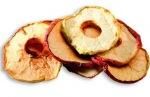 susene jabuke sa krvnu sliku