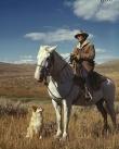 covjek pas i konj